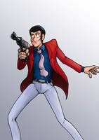 Lupin The Third by botmaster2005