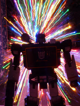 Soundwave in hyperspace by botmaster2005