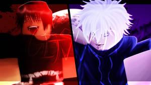 Gojo and Toji