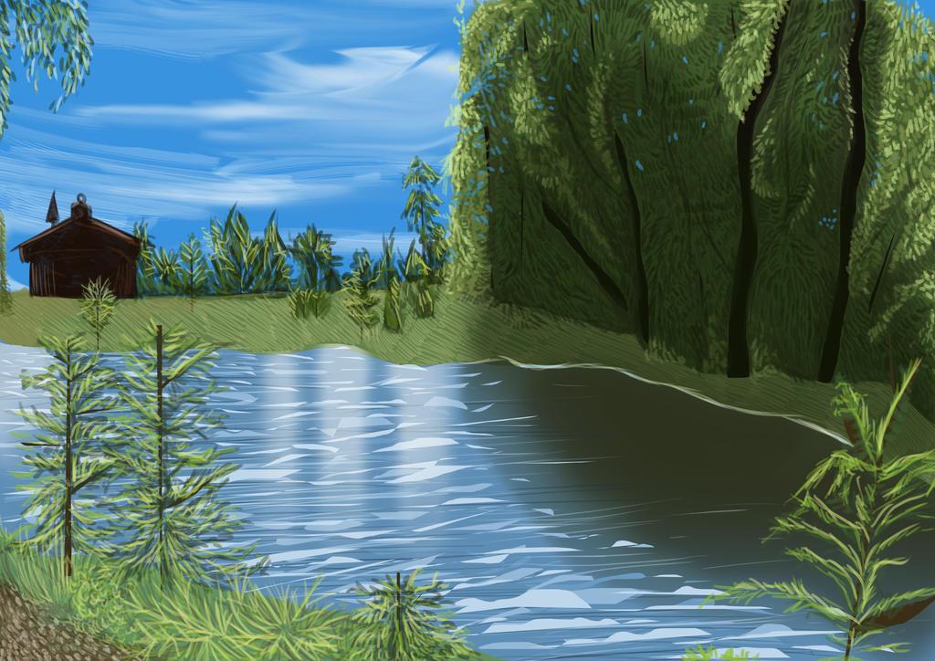 Dream Piece 2 by xArcox