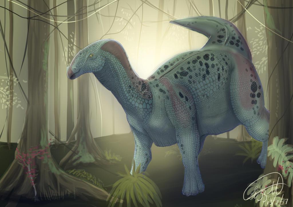 University Dream Dino by xArcox