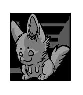 Chibiwolf - Free Pose by xArcox