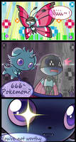 Espurr should be 666 by ILoveSwirlix