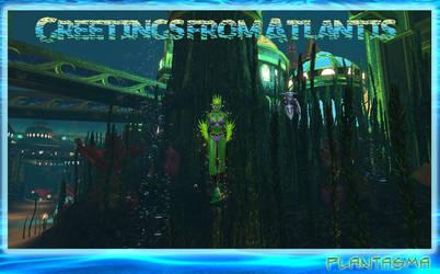 Plantasma in Atlantis by darthpaul99