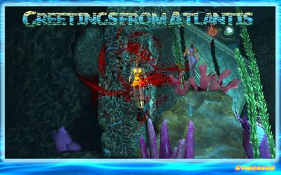 Stingabee in Atlantis by darthpaul99