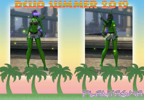 DCUO Plantasma Summer 2019
