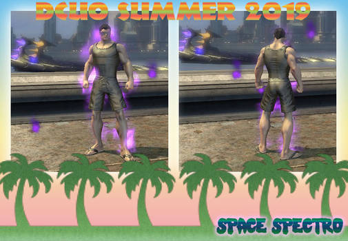 DCUO Space Spectro Summer 2019