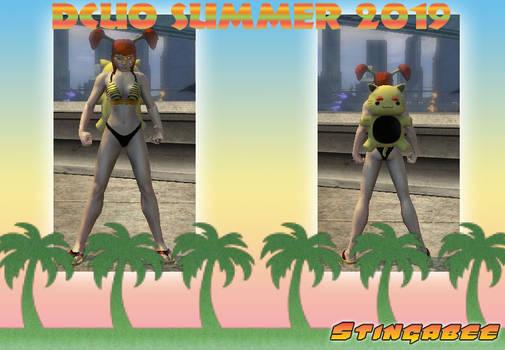 DCUO Stingabee Summer 2019