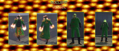 Nuclear Vessel New Style Autumn 2019