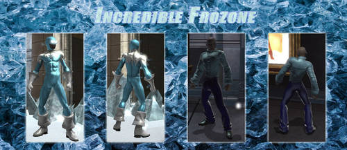 Incredible Frozone New Styles Autumn 2019