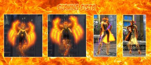 Flaming Fista New Styles Autumn 2019