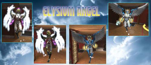 Elysium Angel New Styles Autumn 2019