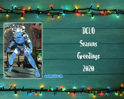 Liquica DCUO Winter Seasonal 2020