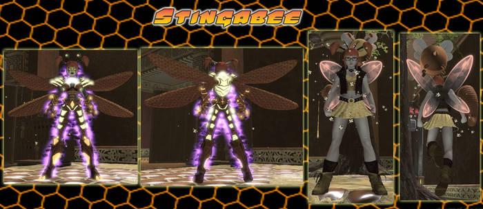 Stingabee Style Update 2021