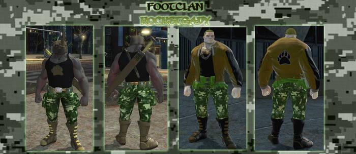 Footclan Rocksteady Style Update 2021