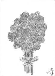 Roses of Love are now withered...
