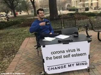 Corona Virus celebs