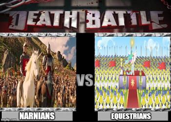 Death Battle Narnia vs Equestria