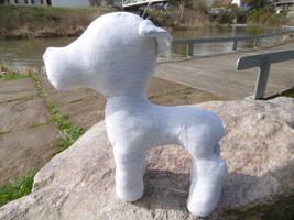 Mk. 4 pony dummy by Rocket-Punk