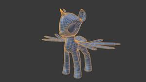 My Little Pony: Alicorn base by Rocket-Punk