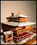 Gingerbread Kinkaku-ji 2009