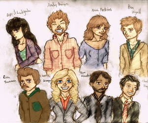 Parks and Recreation by Lulzybunny13