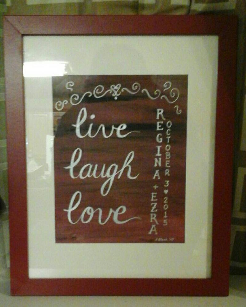Wedding Gift by rurounitriv