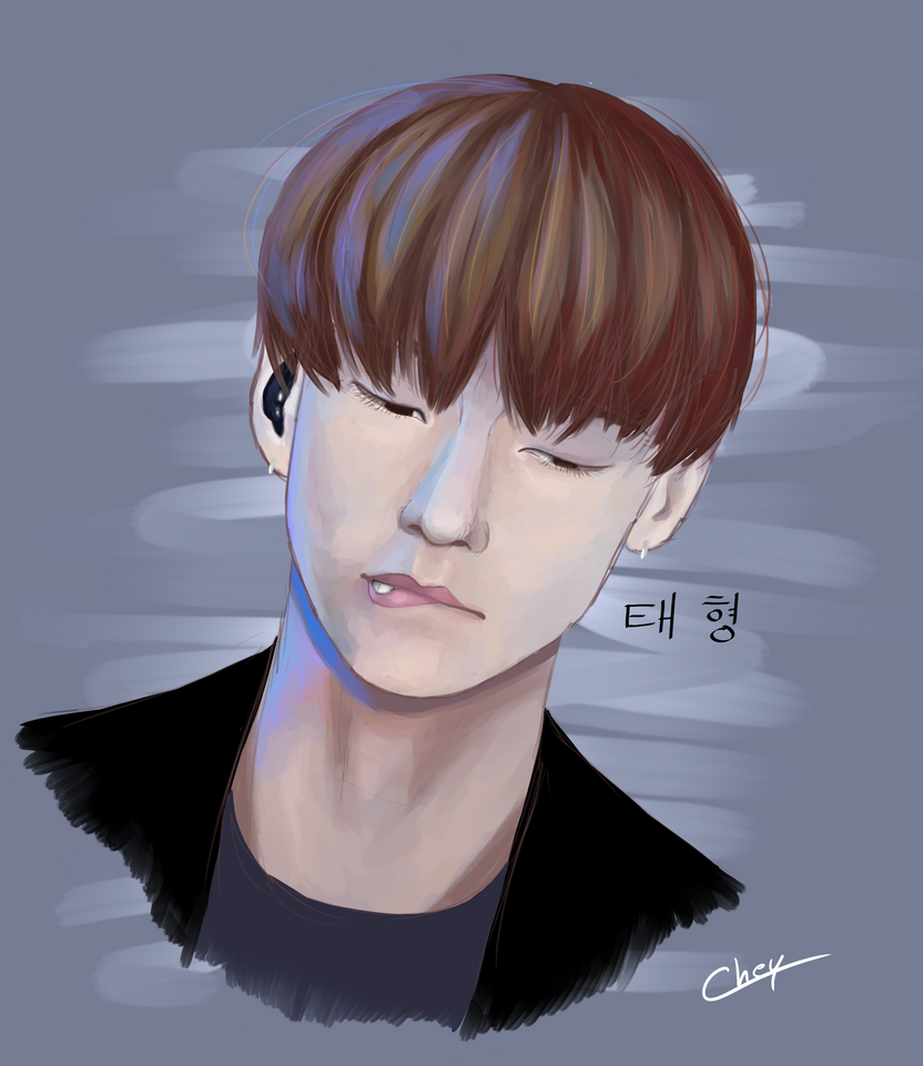 Taehyung by Chey542