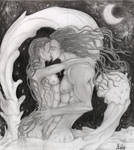 Moana x Maoui (Male version) by Atseyss
