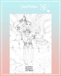 YaoiTober 29 - Ritual