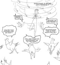 StupidPowers :The Ferret-Nado