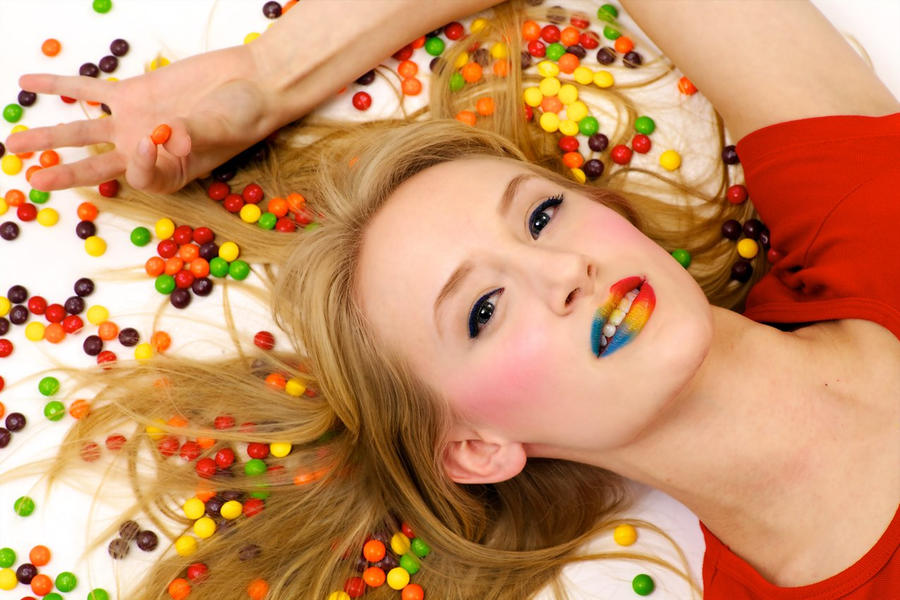 Taste The Rainbow - Orange free shipping ebay for cheap price amazing price clearance best place AlpXhR6P