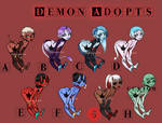 [OPEN] Cute Demon Adopts (3/8)