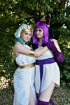 Somnambula and Sphinx cosplay