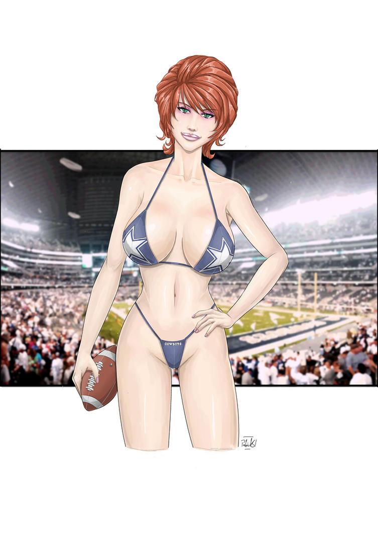 Go Cowboys! by PatrickS-Artist