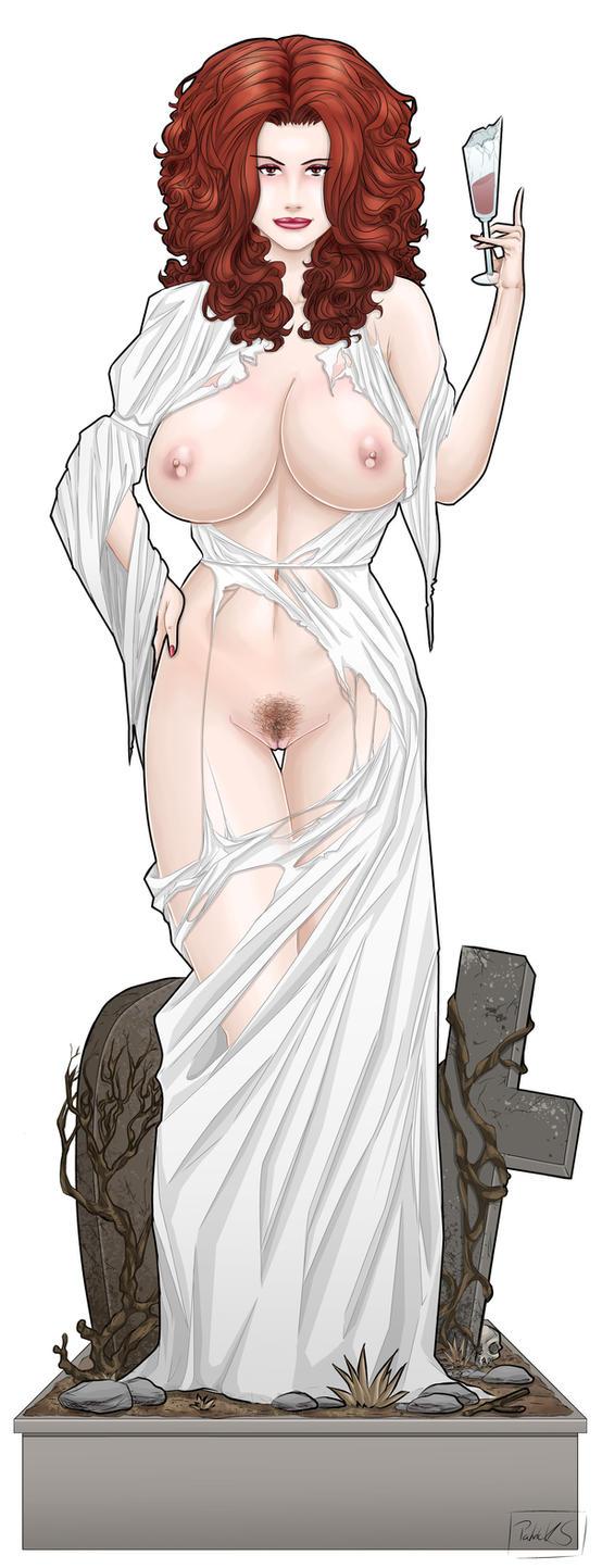 Carmilla von Karnstein by PatrickS-Artist