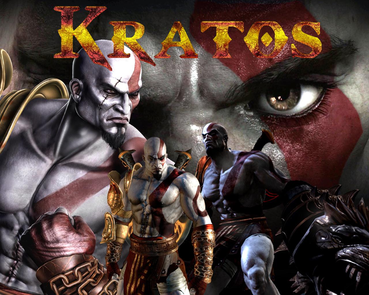 God Of War 3 Kratos Wallpaper By Rodrigovg3 On DeviantArt