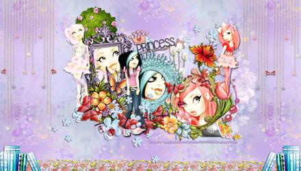 Princess for a Day! by KiyaSama