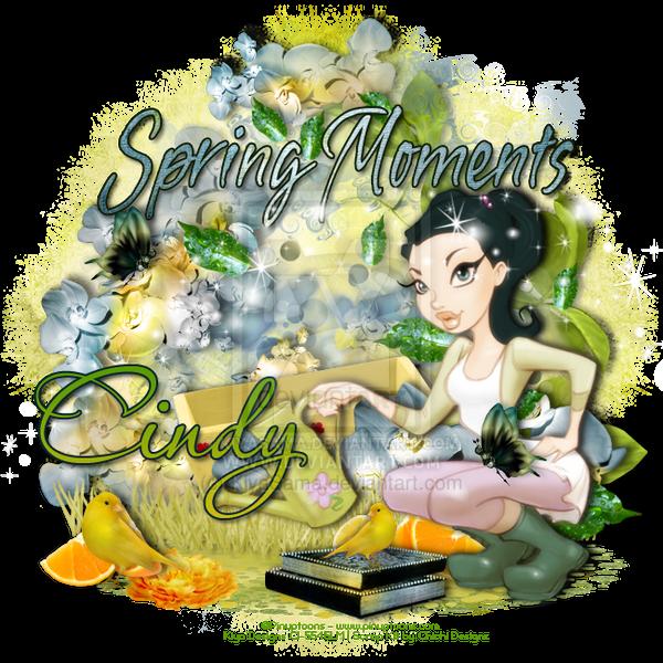 Spring Moments by KiyaSama