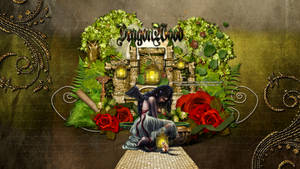 DragonWood Wallpaper by KiyaSama