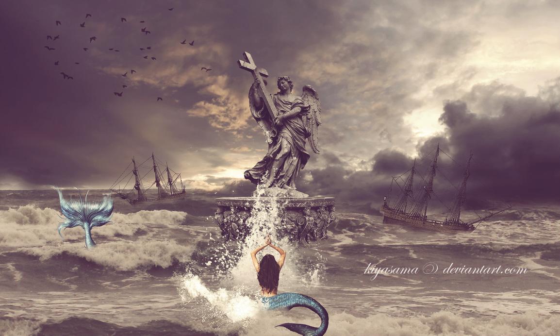 The Siren's Prayer by KiyaSama
