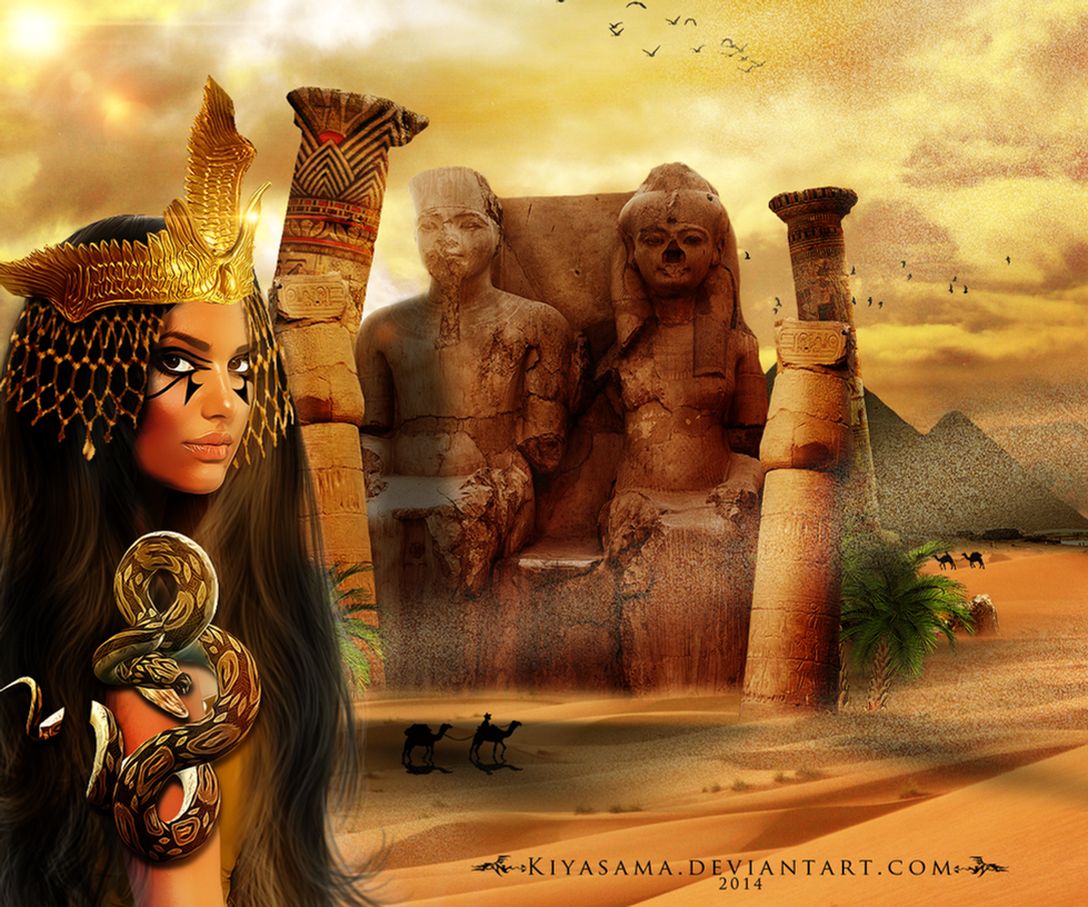 Sands of Egypt by KiyaSama