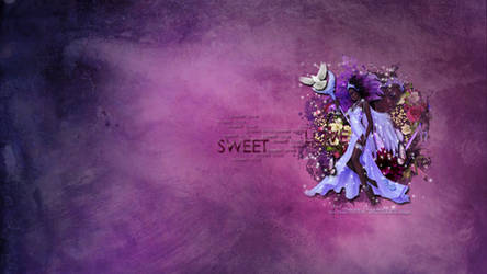 Sweet Love Wallpaper by KiyaSama