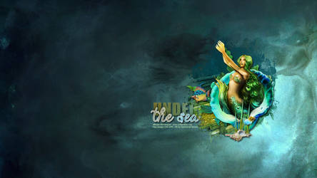 Under the Sea WP by KiyaSama