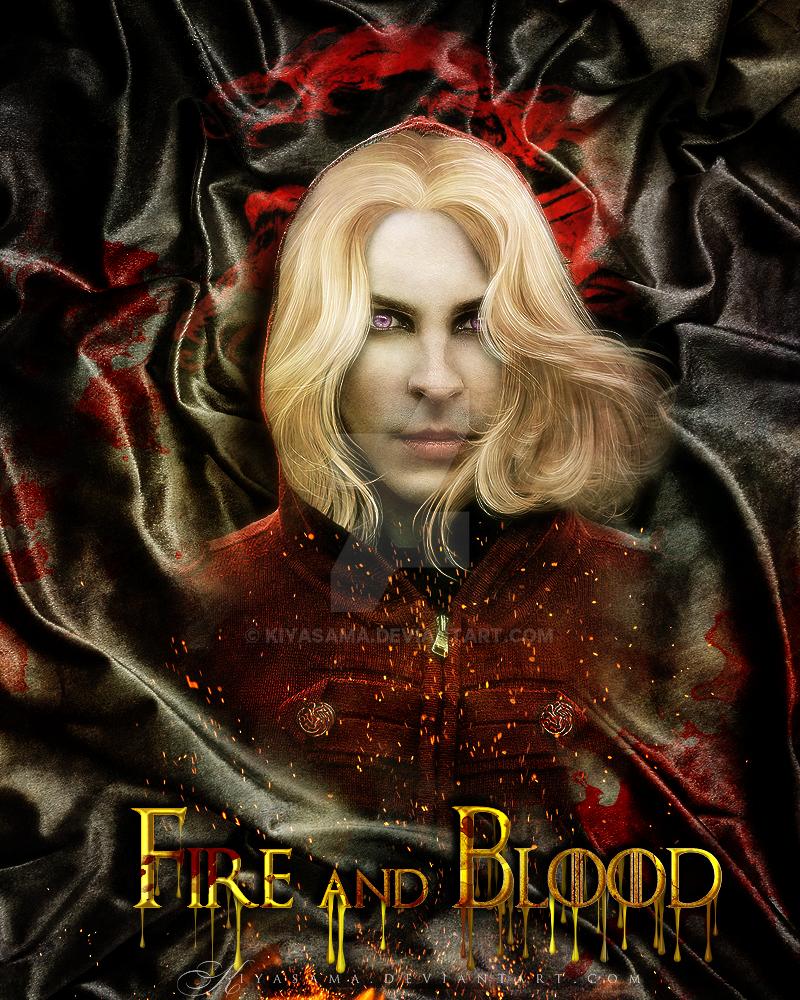 Viserys Targaryen by KiyaSama