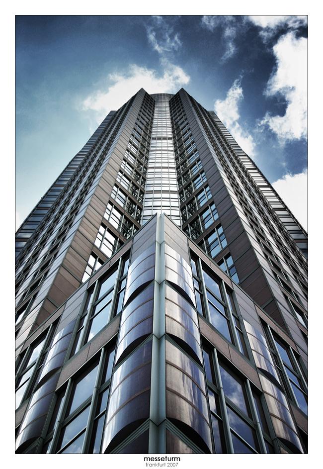 Messeturm- Frankfurt.01 by cc-Designs