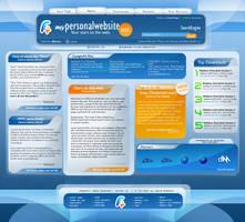 'MyPersonalWebsite'_Remix by cc-Designs