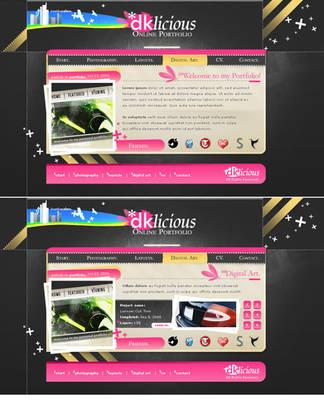 Samba: Portfolio Plus. by cc-Designs