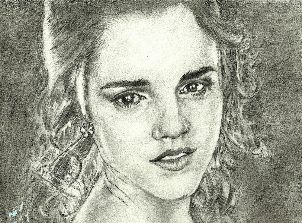 Emma Watson by nev777