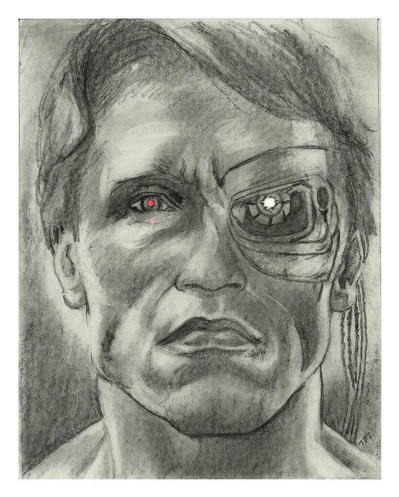 Terminator Genisys by nev777